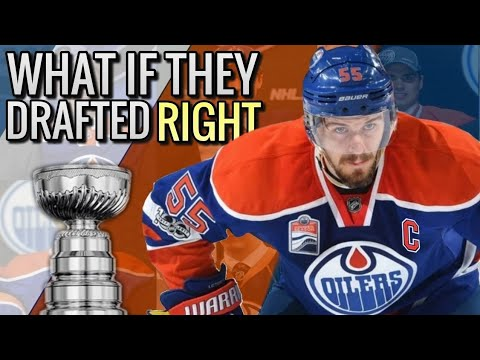 What If The Edmonton Oilers Drafted RIGHT!?