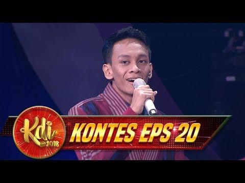 Menghipnotis Semua Penonton, Janwar [KUINGIN] - Kontes KDI Eps 20 (31/8)