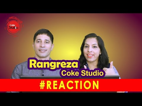 Rahat Fateh Ali Khan, Rangrez, Coke Studio Season 10, Episode 5 Reaction By ReactOpenly