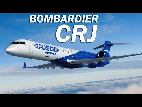 Bombardier CRJ - The Adventures Of A Canadian Cigar