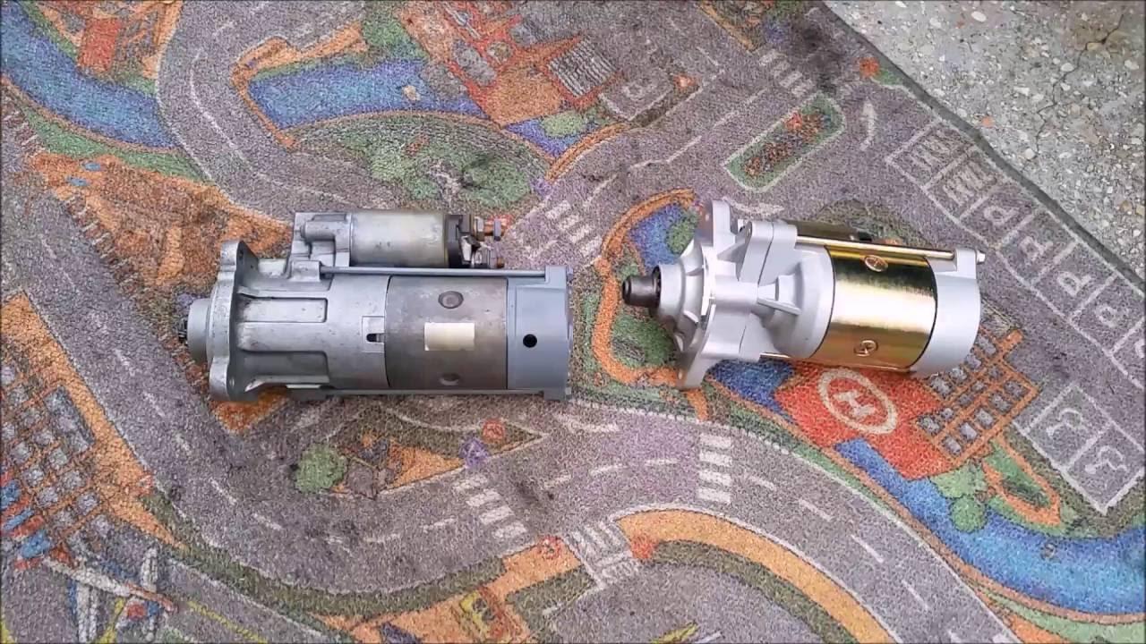 Part 2 To F250 Amp F350 7 3lsel Starter