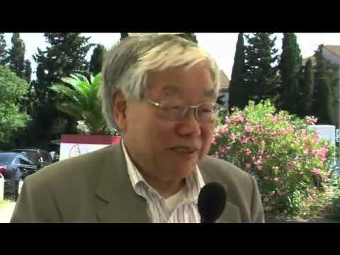 Rencontres économiques d'Aix-en-Provence : interview de Koichi Hamada