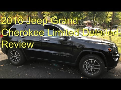 2018 Jeep Grand Cherokee Detailed Review