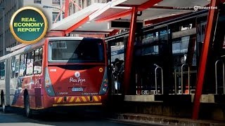 Johannesburg launches the second phase of the Rea Vaya BRT system