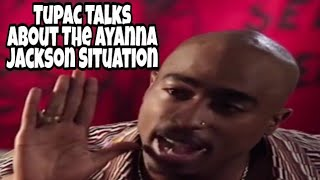 Proof Ayaana Jackson Is Lying Plus Tupac's Interviews Denying Her Claims