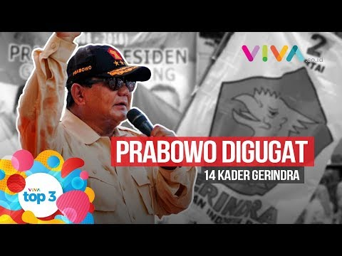 VIVA Top3 : Prabowo Digugat, Larangan Foto Garuda Indonesia & Suhu Dingin Bandung