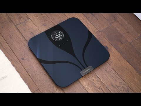 Sleek Bluetooth Connected Bathroom Scale | by Greater Goods