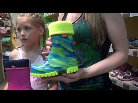 Выбираем резиновые сапоги для ребенка ☔ советы от Demar.kiev.ua