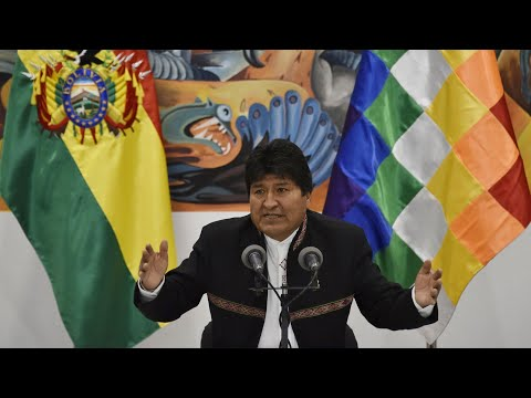 Unfounded Fraud Allegations Threaten Bolivia's Presidential Election