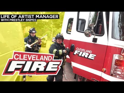 Cleveland House On Fire [Life of Artist Manager]