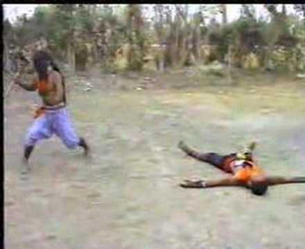 Thang ta-Manipuri martial art