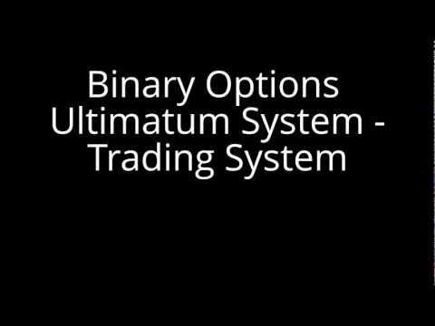 Binary options ultimatum system mechanic professional uk betting odds explanation of revelation