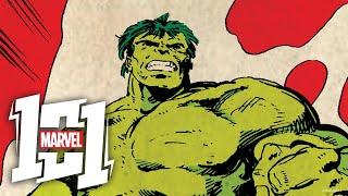 Hulk (Bruce Banner) | Marvel 101