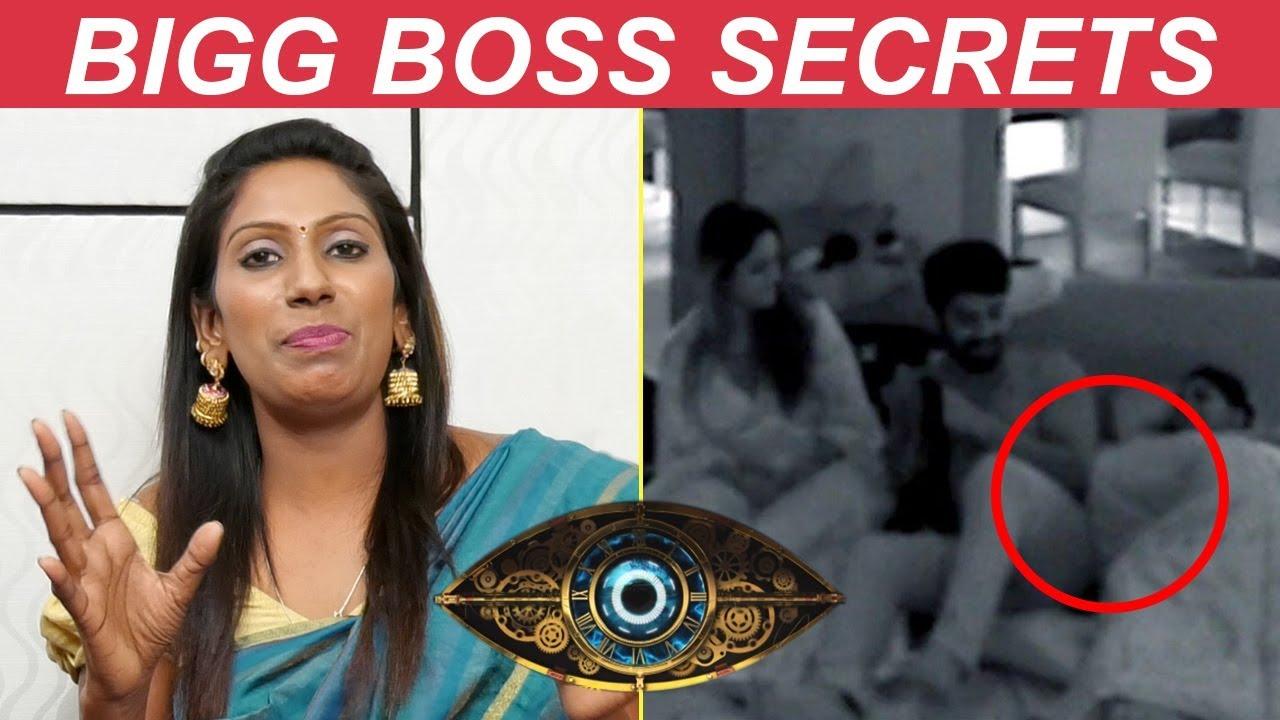 AFTER LIGHTS OFF.... Thappu Dhan   Nithya Reveals Bigg Boss 2 Secrets