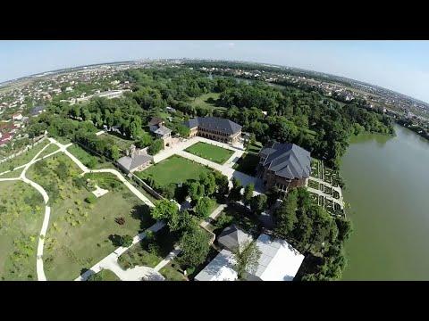 Mogosoaia Palace Park Romania (Palatul Mogosoaia)