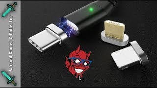 PZOZ Magnet Cable USB Cable / The Final Solution for our Cable Nightmare ?
