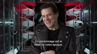 SONIC LE FILM - Featurette 'Becoming Robotnik' - FR