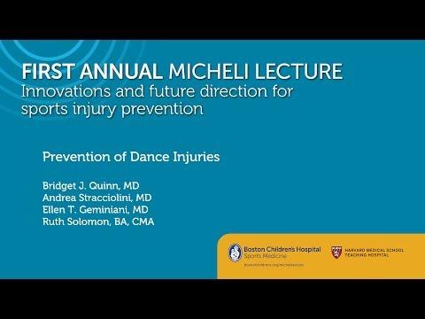 Prevention of Dance Injuries - Sports Medicine Division - Boston Children's Hospital