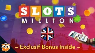 🇬🇧 SlotsMillion UK Licensed Casino Review – Complete Player Guide  –  Exclusif Bonus inside 🤩