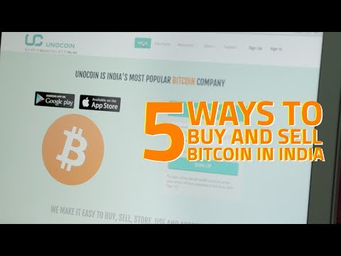 5 Places to Buy and Sell Bitcoins in India
