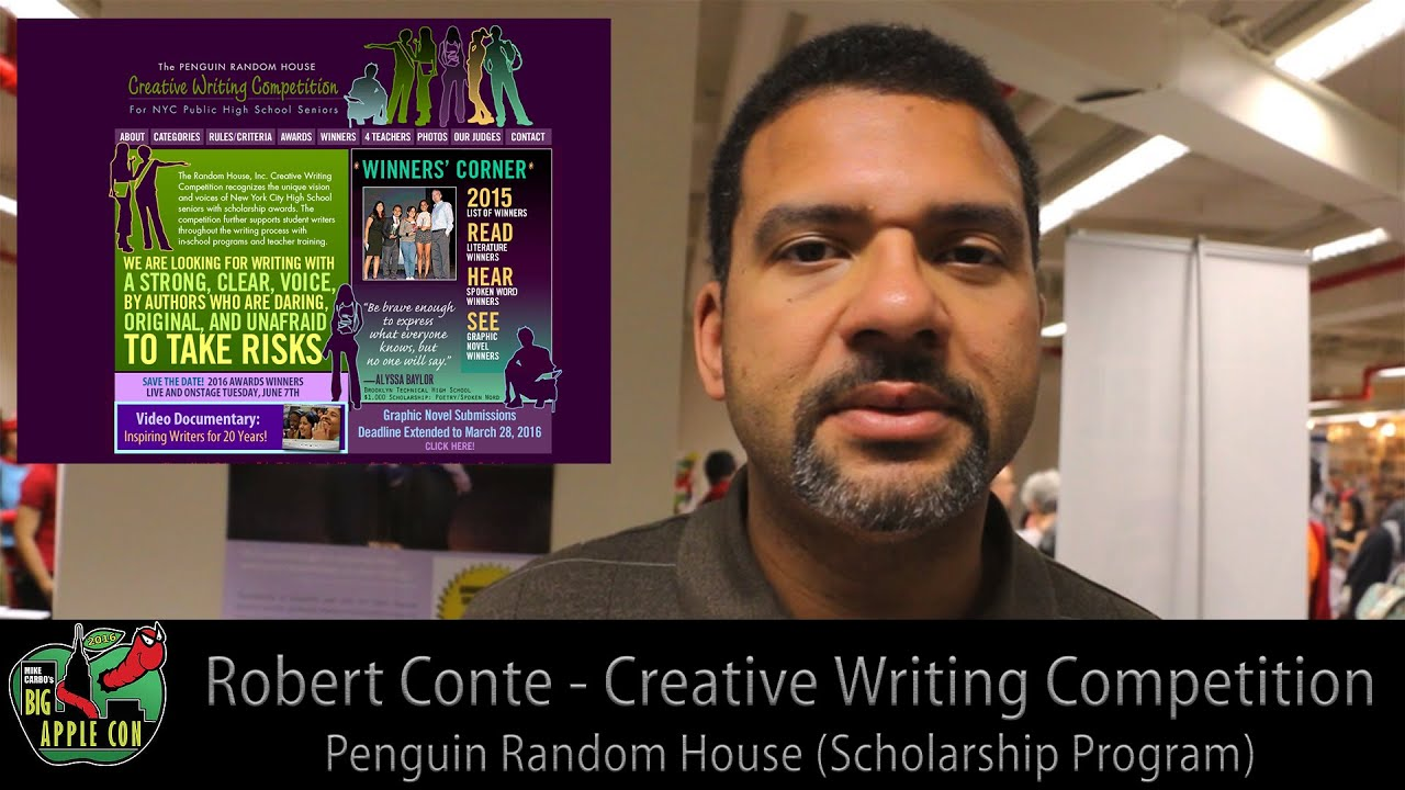 random house creative writing competition