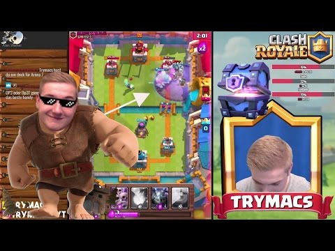 NEUES DECK! | EXTREM STARKE OFFENSIVE IN 2x ELIXIER PHASE! | KLEINES SUPER MAGICAL CHEST  OPENING