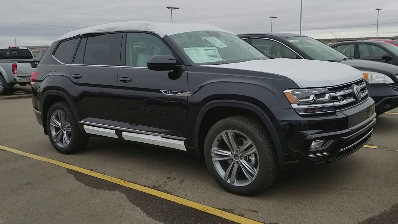 2018 Vw Atlas Sel R Line