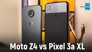 Moto Z4 vs Pixel 3a XL: Best Budget Phone Stand-off