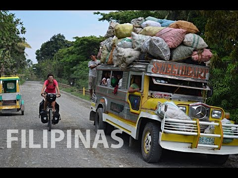 NEVER STOP DREAMING - BIKING TOURING - PHILIPPINES