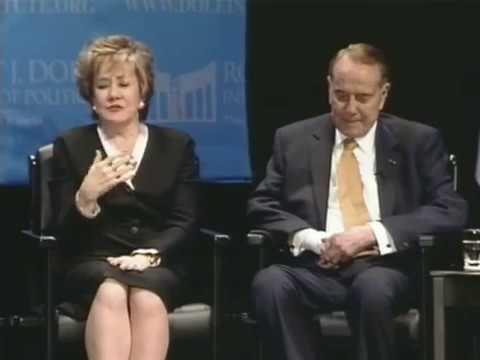 2009 Dole Lecture: Unlimited Partners - Bob & Elizabeth Dole
