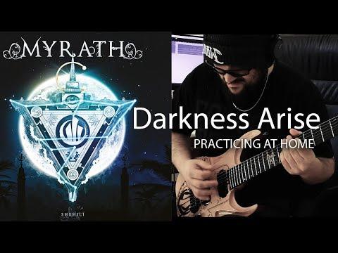 Myrath - Darkness Arise - Practicing at Home Mp3