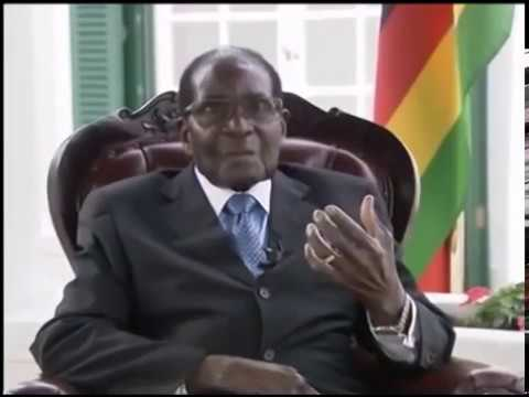 ROBERT MUGABE - 93RD BIRTHDAY SPEECH PT1