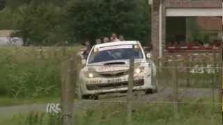 2012 Intercontinental Rally Challenge Round6 Geko Ypres Rally