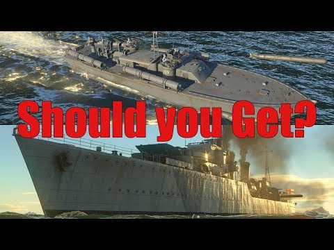War Thunder - Should you get a Naval forces pack?