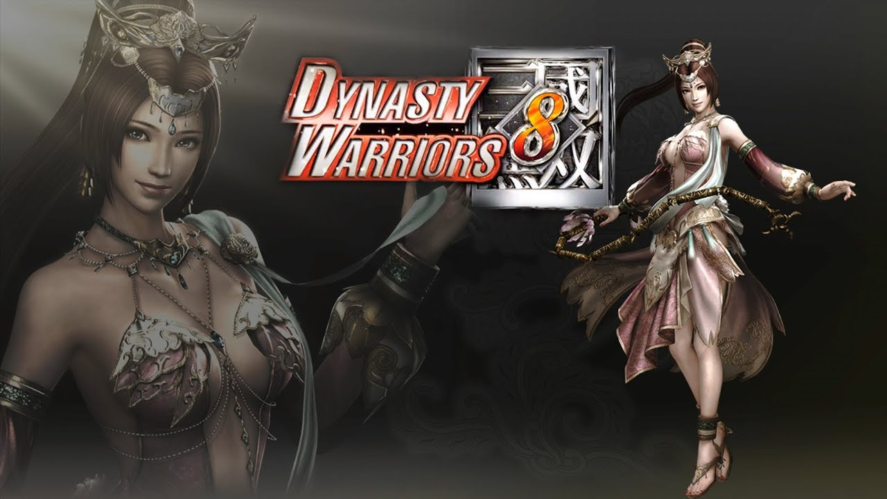 Diao Chan Dynasty Warriors 8