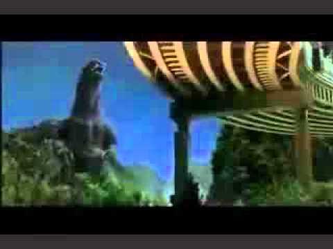 GMK Godzilla Will Never Bow