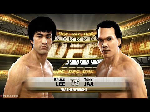 Bruce Lee vs. Tony Jaa - Fight Of The Century (Xbox One, PS4, PC)