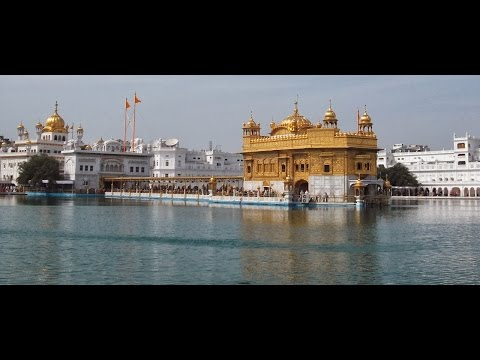 The Golden Temple - Harmamdir Darbar Sahib Amritsar India -