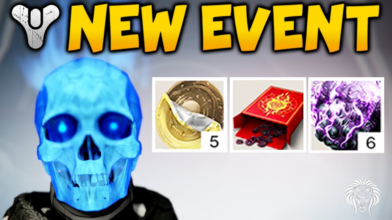 Destiny: HALLOWEEN EVENT! Festival of The Lost - All Masks, Quests ...