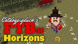 FTB Horizons 1.6.4 - Redstone Soup and Flying Ointment - 036