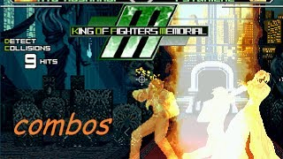 KING OF FIGHTERS MEMORIAL COMBOS Thumbnail