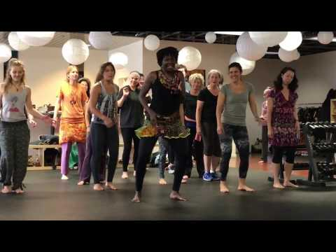Afro-Fusion. Nigerian, Congolese and Brazilian Dance Classes.