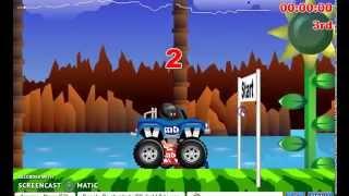 Sports Heads Racing Gameplay