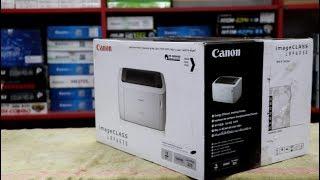 Unboxing Canon LBP6030 Laser Printer & Full Install Solution