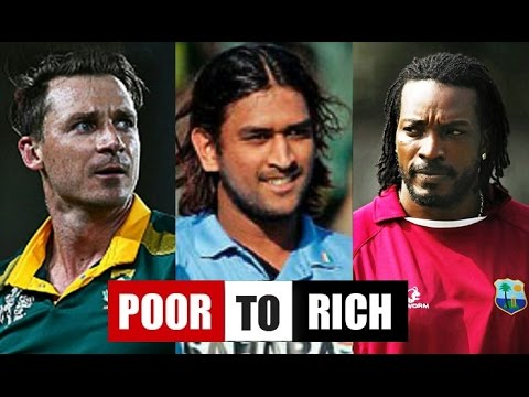5 Famous Cricketers Who Were Poor