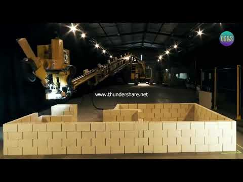6 Amazing Construction Technology & Machines For Your Future House