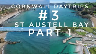 CORNWALL DAYTRIPS: St Austell Bay Beaches [Part 1/2]