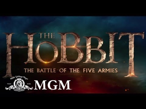 The Hobbit: The Battle of the Five Armies - Official Trailer