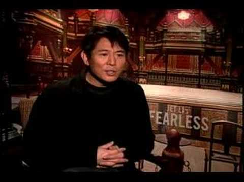 Jet Li Interview