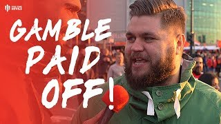 Howson: GAMBLE PAID OFF! Manchester United 2-1 West Ham